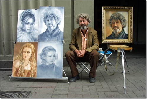 arbat-painter