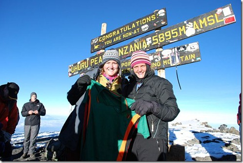 The Kilimanjaro Sign–Old and New (2/4)