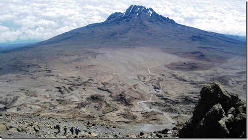 The Majesty of Kilimanjaro (4/6)