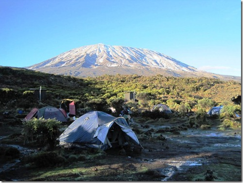 The Majesty of Kilimanjaro (2/6)
