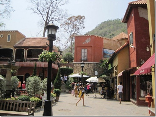 Palio Khao Yai, the Italy of Thailand (3/6)