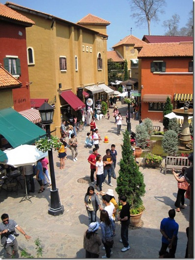 Palio Khao Yai, the Italy of Thailand (4/6)