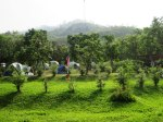 Camping in Khao Yai National Parki, Thailand