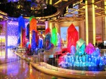 Crystal display, Galaxy Macau