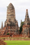 Wat Chaiwattahanaram, Ayutthaya, Thailand