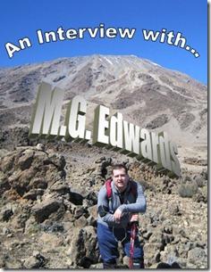 d559726bd2764 Superhero Author Interviews M.G. Edwards
