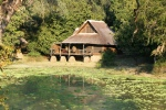 Bungalow in South Luangwa National Park, Zambia