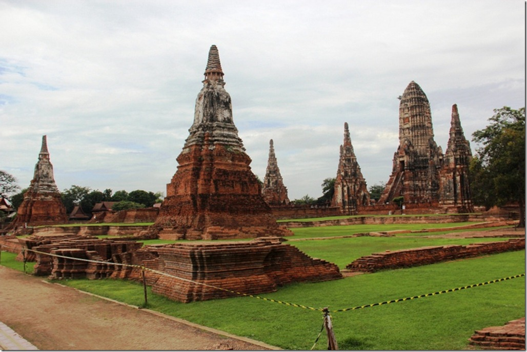 2012_08_11 Thailand Ayutthaya Wat Chaiwatthanaram (18)
