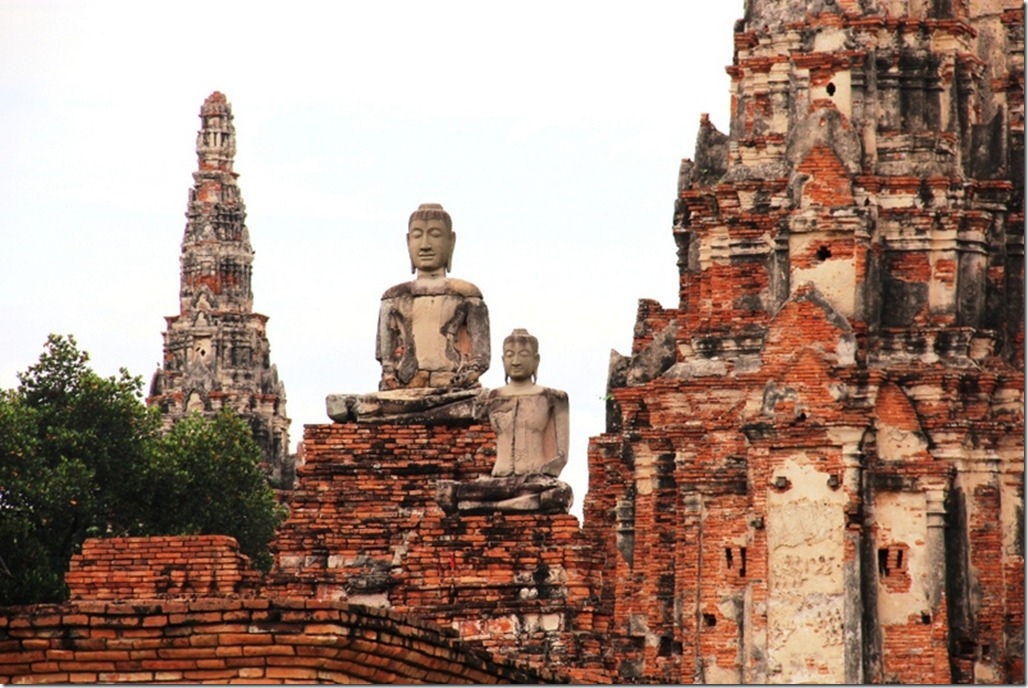 2012_08_11 Thailand Ayutthaya Wat Chaiwatthanaram (14)