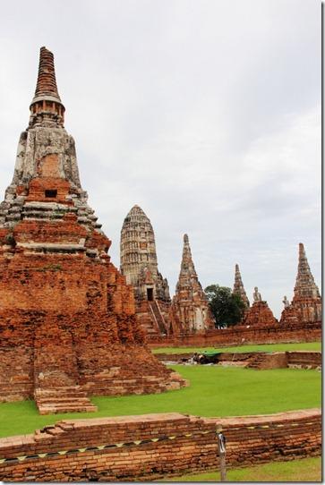 2012_08_11 Thailand Ayutthaya Wat Chaiwatthanaram (22)