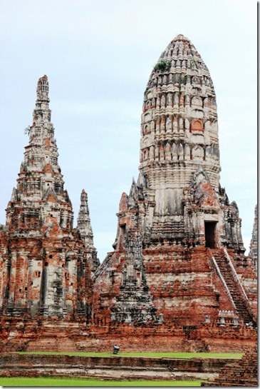 2012_08_11 Thailand Ayutthaya Wat Chaiwatthanaram (9)
