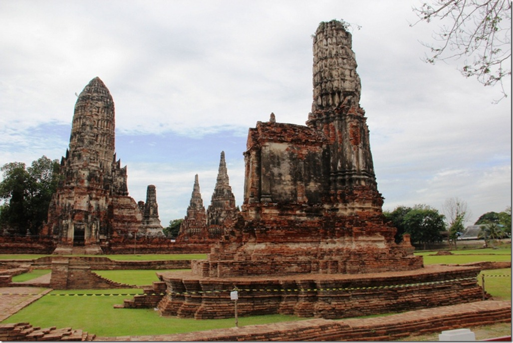 2012_08_11 Thailand Ayutthaya Wat Chaiwatthanaram (24)