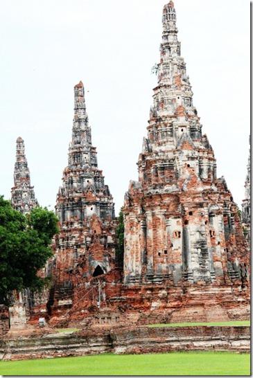 2012_08_11 Thailand Ayutthaya Wat Chaiwatthanaram (19)