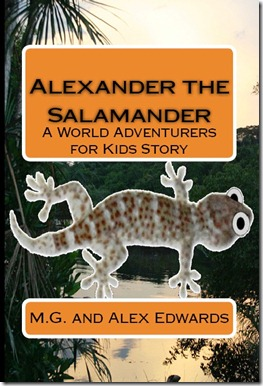 Alexander Front Cover