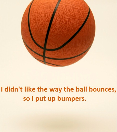ball bounces