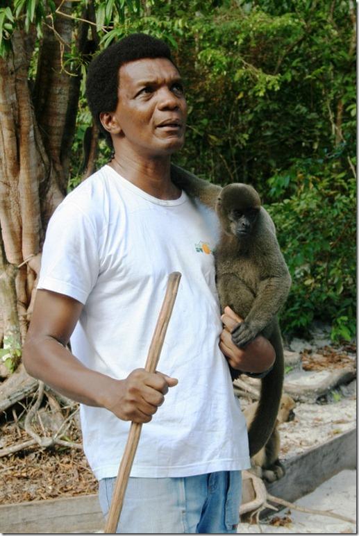 2008_07_17 Brazil Amazon Monkey Park