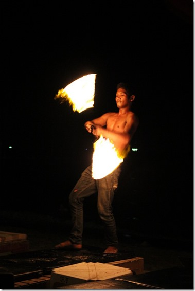 Fire Dancing! (2/6)