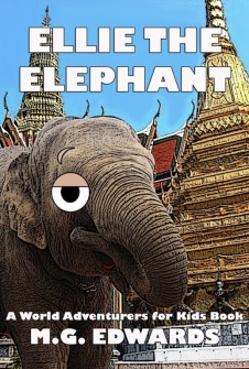 Buy Ellie the Elephant on Amazon!