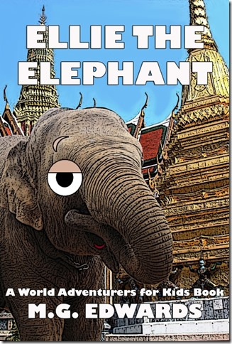 Ellie the Elephant (cartoon)