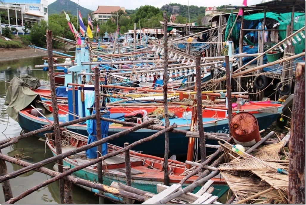 2012_09_16 Thailand Hua Hin Fishing Village (10)