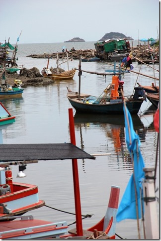2012_09_16 Thailand Hua Hin Fishing Village (4)
