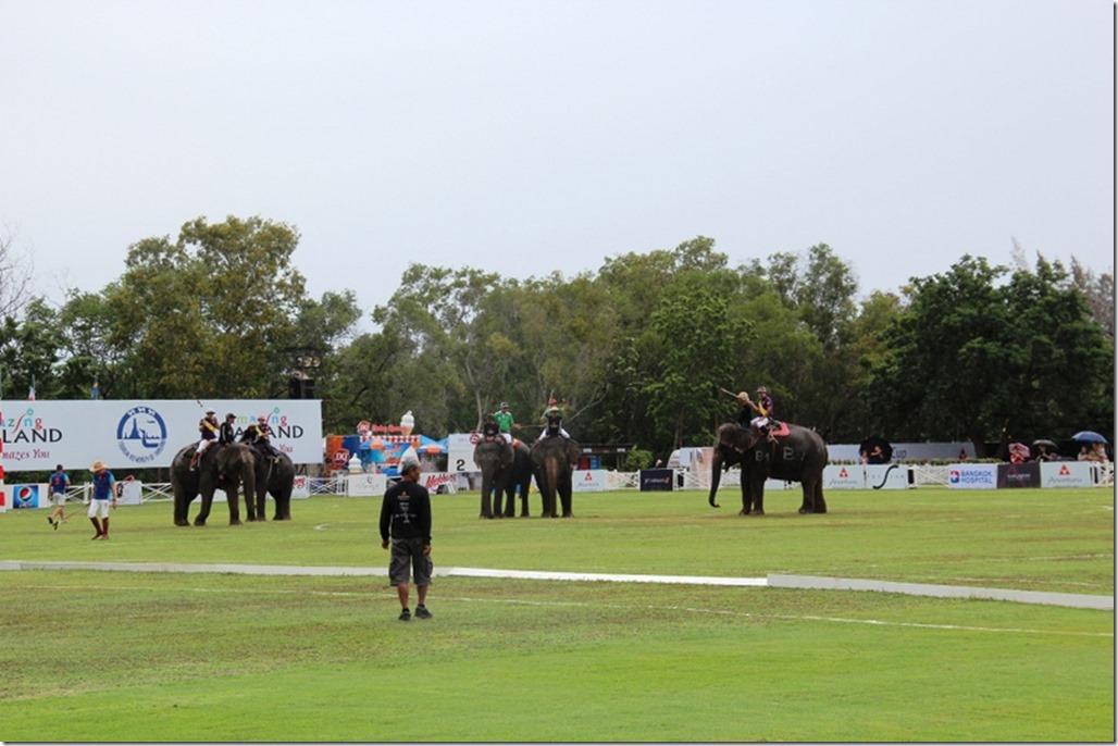 2012_09_06 Thailand Hua Hin Elephant Polo (11)