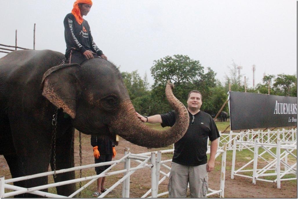 2012_09_06 Thailand Hua Hin Elephant Polo (7)