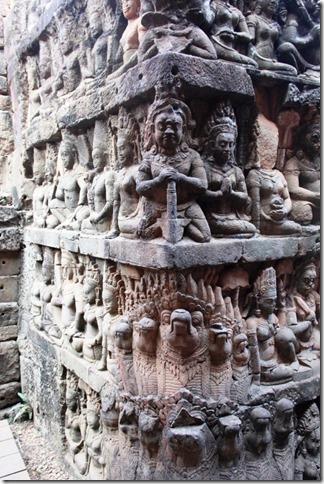 2012_12_27 Cambodia Angkor Leper King Terrace (2)