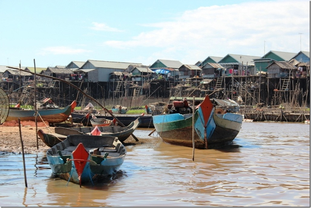 2012_12_28 Cambodia Tonle Sap Kompong Phluk