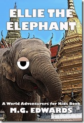 Ellie the Elephant Cover (small)
