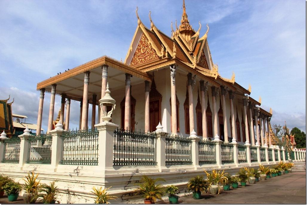 2012_12_30 Cambodia Silver Pagoda