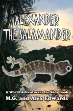 Alexander the Salamander