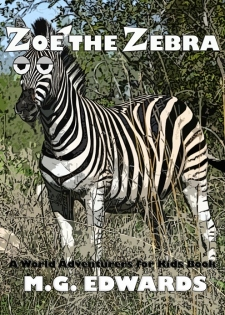 Buy Zoe the Zebra on Amazon!